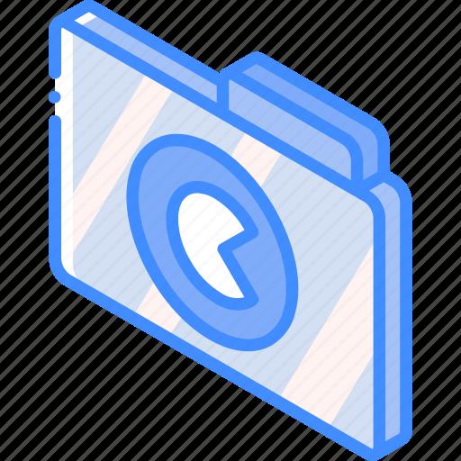 file, folder, games, iso, isometric icon