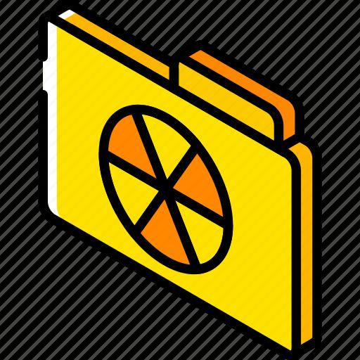 burn, file, folder, iso, isometric icon
