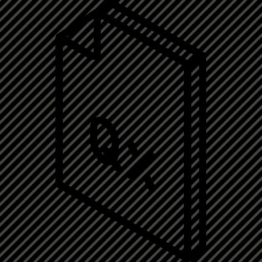 express, file, folder, iso, isometric, quark icon