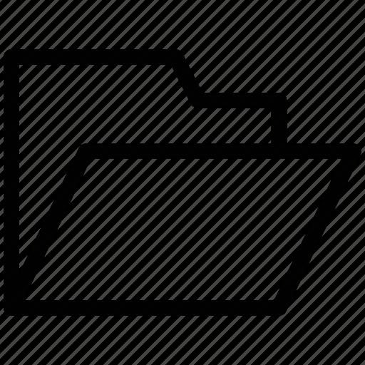data folder, empty document, empty file, empty folder, folder icon