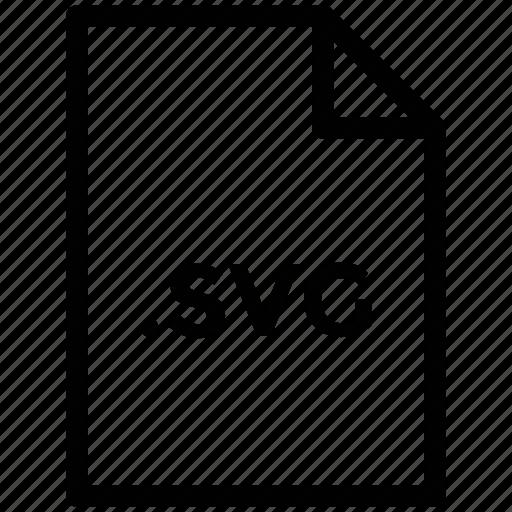 Hasil gambar untuk svg file