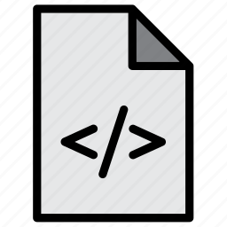 code, coding, cpp, document, extension, file, htm icon