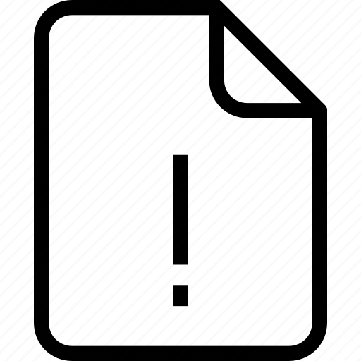 document, document file, document record, documentation, error, paper sheet, record files icon icon