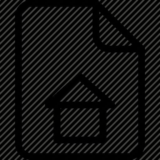 document, document file, document record, documentation, home, paper sheet, record files icon icon