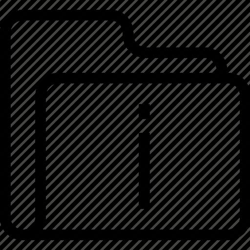 catalog, directory, document case, folder, index, information, jacket, portfolio, roll, schedule, sked, warning icon, • catalog icon