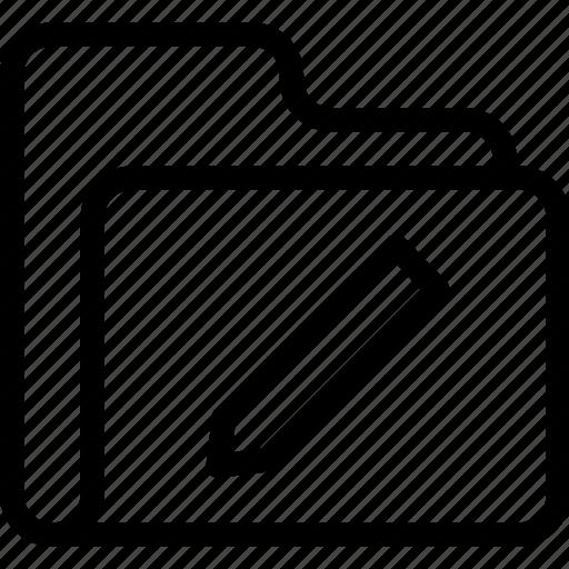 catalog, directory, document case, edit, folder, index, jacket, portfolio, roll, schedule, sked, warning icon icon