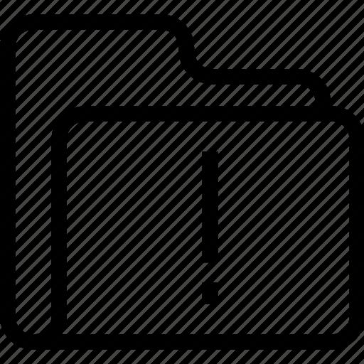 Catalogs Directories: Catalog, Directory, Document Case, Error, Folder, Index