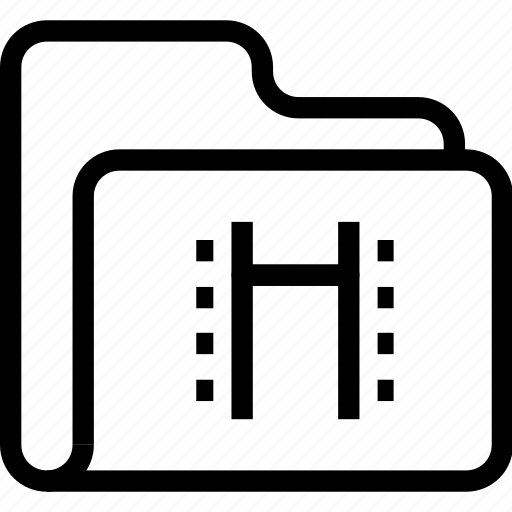 catalog, directory, document case, folder, image, index, jacket, portfolio, roll, schedule, sked, video, warning icon icon
