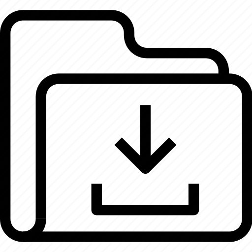 catalog, directory, document case, download, folder, index, jacket, portfolio, roll, schedule, sked, warning icon icon
