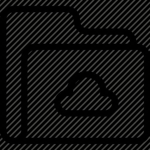 catalog, cloud, directory, document case, folder, index, jacket, portfolio, roll, schedule, sked, warning icon icon