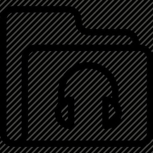 catalog, directory, document case, folder, headphone, index, jacket, music, portfolio, roll, schedule, sked, warning icon icon
