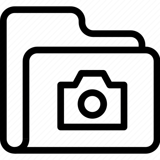 camera, catalog, directory, document case, folder, index, jacket, portfolio, roll, schedule, sked, warning icon icon