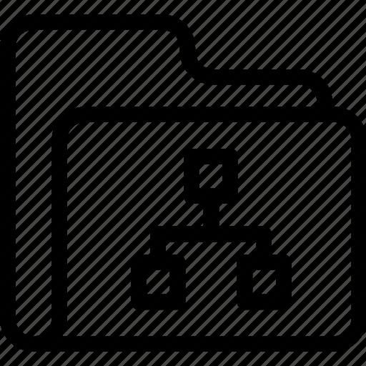 catalog, directory, document case, folder, index, jacket, network, portfolio, roll, schedule, sked, warning icon icon