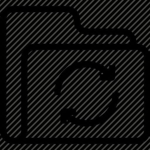 catalog, directory, document case, folder, index, jacket, portfolio, reload, roll, schedule, sked, warning icon icon