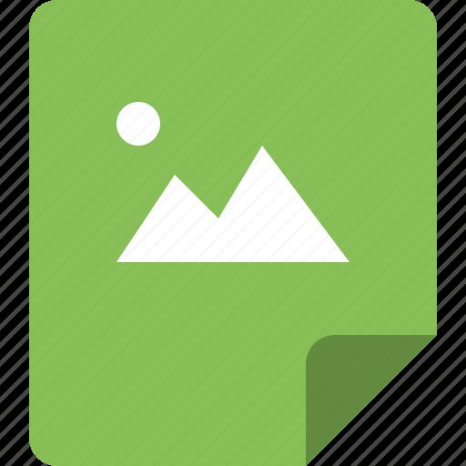 file, folder, format, photo, picture icon