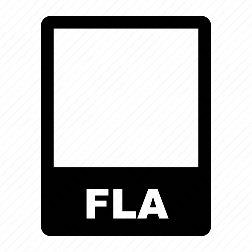 data, data format, file, file format, filetype, fla, format icon