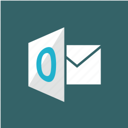 extension, filetype, format, outlook icon