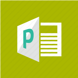 extension, filetype, publisher icon