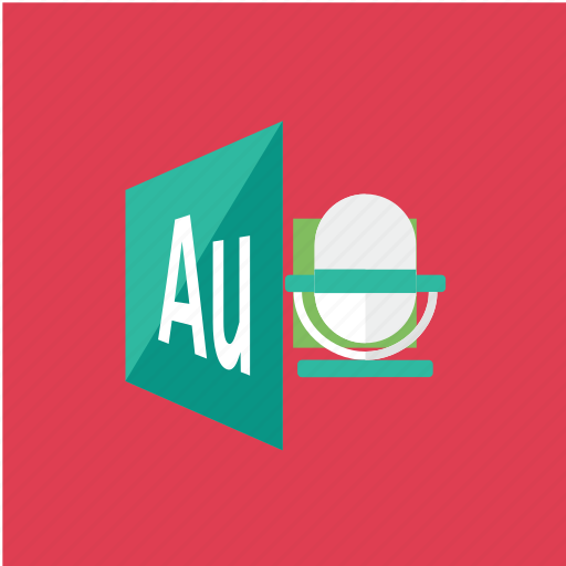 adobe, application, audition, filetype, software icon