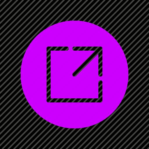 add, create, document icon