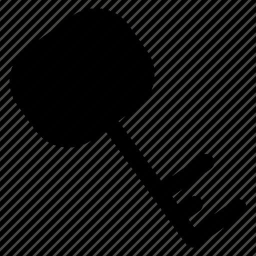 key, lock, locked, protection, safe, safety, secure icon