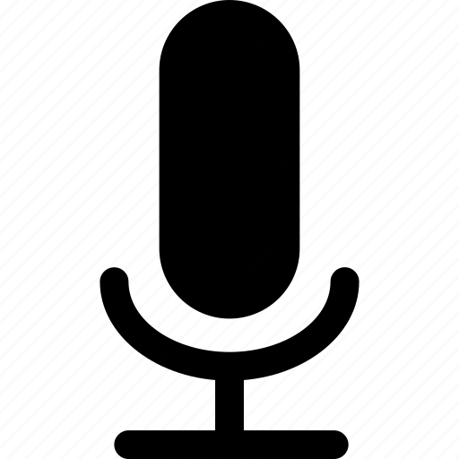 audio, mic, microphone, sound, speak, speaker icon