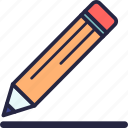 edit, note, pen, pencil, write icon