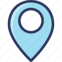 action, location, map, pin, place icon