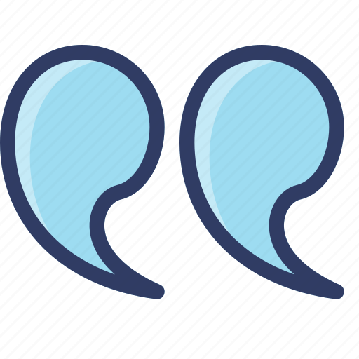 action, quote, right, saying, speech icon