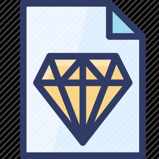 action, diamond, editable, file, illustrator icon