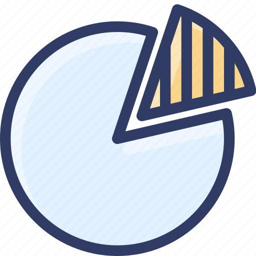 action, analystic, chart, pie, report icon