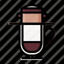 beverage, coffee, drip, vietnam