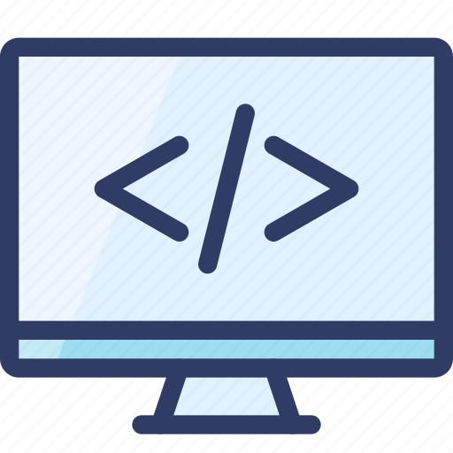 code, restructuring, screen, seo, web icon