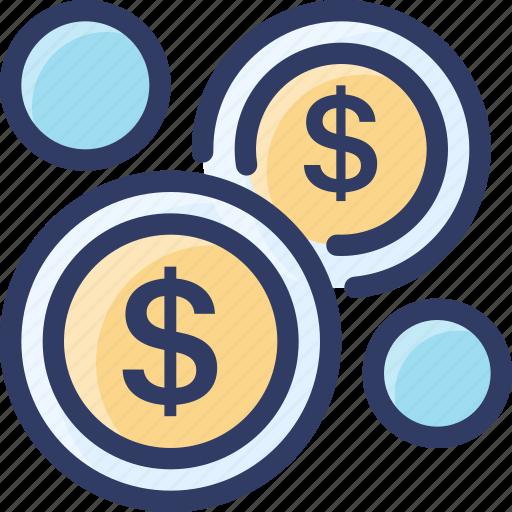 coin, finance, monetizing, money, seo icon