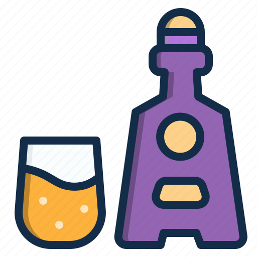 alcohol, beverage, brandy, drink, element, restaurant icon