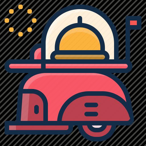 Delivery, element, food, restaurant, service icon - Download on Iconfinder