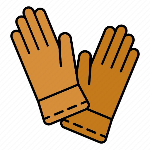 equipment, gardening, gloves, protection, workwear icon