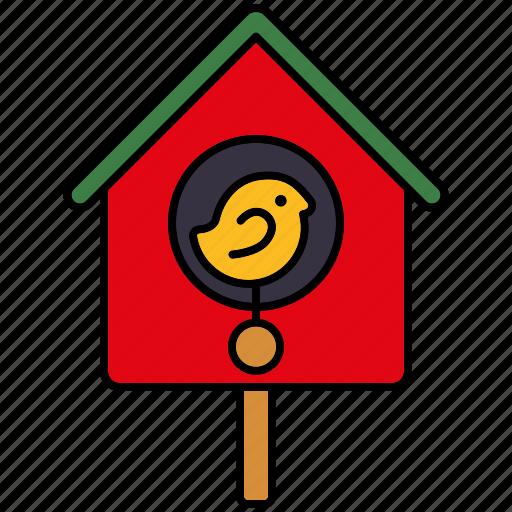 bird, bird house, equipment, gardening icon