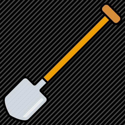 equipment, gardening, shovel, spade, tools icon