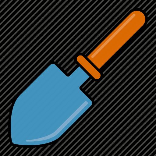equipment, gardening, shovel, tools icon