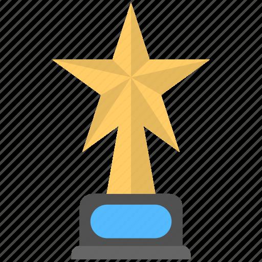 award, oscar, prize, star award, winner icon