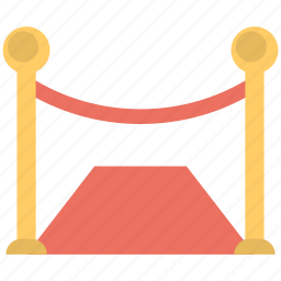 film award ceremony, movie premiere, opening ceremony, red carpet, red carpet entrance icon