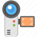 camera, cctv camera, digital recorder, tape recorder, video recorder icon