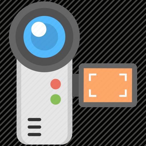 camera, cctv camera, digital recorder, tape recorder, video recorder icon