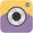 camera, digital camera, gallery, photo editor, youcam icon