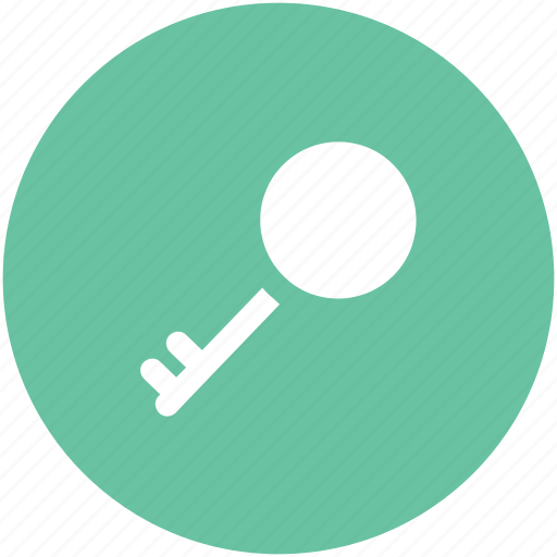 key, lock, password, protection, safety icon