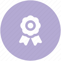award, award badge, award ribbon, badge, ribbon icon