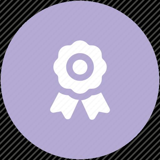 award, award badge, award ribbon, badge, ribbon icon