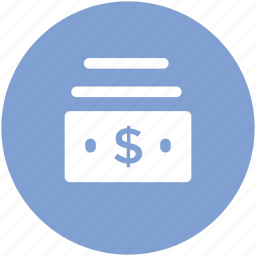 bank note, currency, currency notes, currency stack, notes bundle, notes stack icon