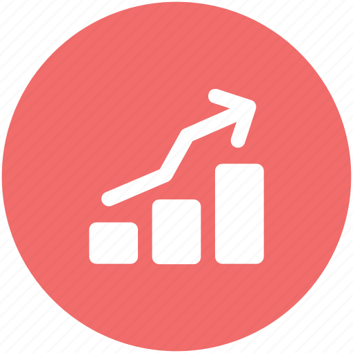 business growth, chart, finance, graph, growth bar chart, growth chart icon